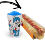 Hot Dog & Slush