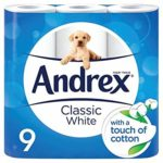 Andrex Classic Clean White