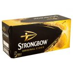 Fosters, Strongbow 10pk