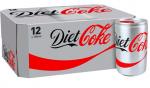 Diet Coke 12 pack 150ml